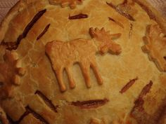 A Traditional Meat Pie Recipe Made With Moose Meat! I grew up on Moose meat. Moose Recipes, Venison Recipes, Meat Recipes, Curry Recipes, Moose Meat, Moose Hunting, Fudge, Newfoundland Recipes, Meat Restaurant