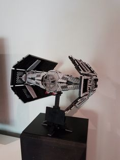 LEPIN Star War The Rogue One USC Vader TIE Advanced Fighter Building Blocks Toys - Blocks