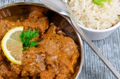 curried meat
