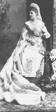 3. Grand Duchess Alexandra Georgievna
