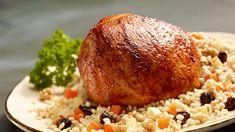 Czy wiesz, jak smakuje pieczona szynka z papryką i orzechowym pęczakiem? Wypróbuj nasz przepis z Kuchni Lidla!