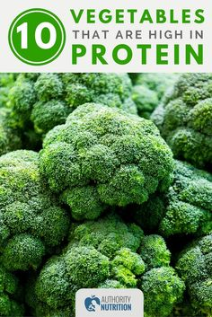 Did you know that certain vegetables can boost your protein intake? Here are 10 veggies that will add protein and tons of other nutrients to your diet. Learn more here: https://authoritynutrition.com/high-protein-vegetables/