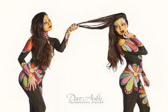 #BodyPaintMagazine #Art #BodyArt #BodyPaint #Model #Photography #BodyPainting  Body Paint by Dave Auton on 500px