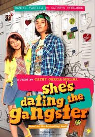 Kathniel Fans, the trailer of She's Dating the Gangster is here! Who are you bringing to the cinemas to see this with you?