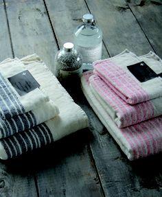 Flax Line - Organic Towels