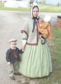 Romantic History: Vermillion County Civil War Days, 2009