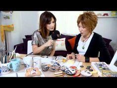 dekorolog: Taş Boyama Sanatı Nasıl Yapılır?