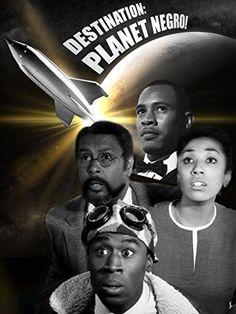 Destination Planet Negro / HU DVD 13448
