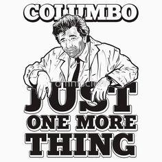 Columbo   Frauen-T-Shirt