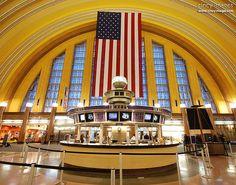 Cincinnati Union Terminal 12