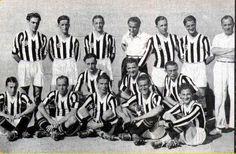 La vecchia signora del calcio. la JUVE, 1932/33