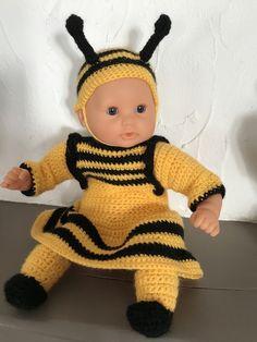 déguisement abeille poupon Louise
