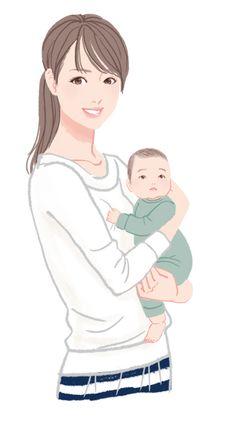 Miyamoto Yoshiko illustrator » 妊娠線予防クリーム