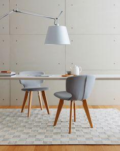 Enna wood, a comfortable chair for your home  #interiordesign #designfurniture