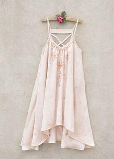 Meadow Dress in Blush