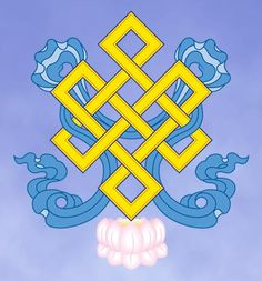 What Are the 8 Auspicious Symbols of Buddhism?: The Eight Auspicious Symbols: The Eternal Knot