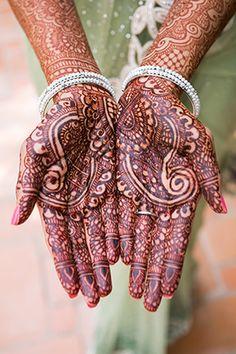 henna for weddings. love. photo: anaandjerome.com
