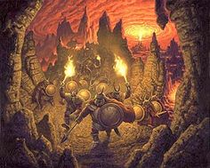 Deceiving the Orcs, Brothers Hildebrandt
