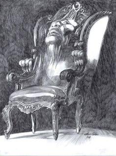 gene colan art | GENE COLAN: THE KING OF SHADOWS (HOMENAJE A UNA OBRA)