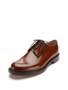 Leather Oxford by BED : STU at Gilt