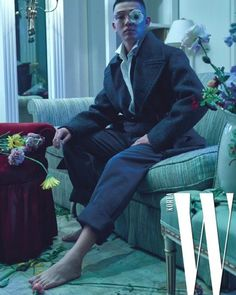 Song Hye Kyo and Yoo Ah In decorate the cover of 'W' | allkpop.com