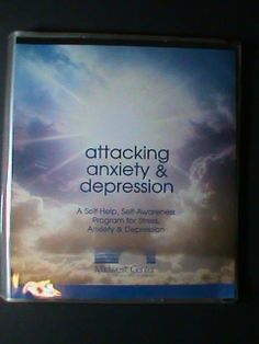 CDs Lucinda Bassett Midwest Center Attacking Anxiety and Depression 15 discs