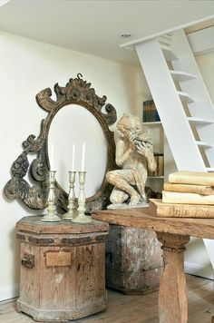 #French Country Living Antiques, UK, #France  #www.frenchriviera.com
