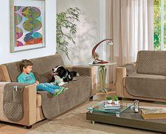 Protetores de sofá são itens indispensáveis na decoração. Sabe o por quê? Conheça 6 motivos para ter um protetor de sofá em casa e garanta o seu hoje mesmo!