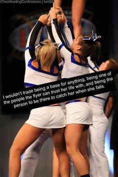 Thank you too all my bases not just my stunt groups but just in general you guys work hard to make sure I don't fall