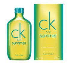 CK One Summer 2014 Calvin Klein para Hombres y Mujeres Imágenes