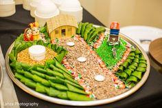 The celebration of Gaye Holud, a pre-wedding festivity.