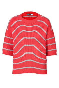 Wool-Cashmere Striped Pullover detail 0