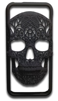 Skull iPhone Case Crania Revolutis 5 5s 5c 6 by JoshHarker on Etsy