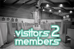 Turn christmas visitors into january members by hal seed