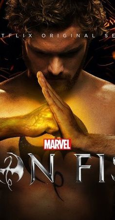 Iron Fist (Netflix-March 17, 2017) developed by Scott Buck. A web television series developed for Netflix based on the Marvel Comics. Storyline about a martial arts expert with the ability to call upon the power of the Iron Fist. Stars: Finn Jones, Jessica Henwick, David Wenham, Jessica Stroup, Tom Pelphrey, and Rosario Dawson.