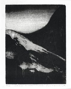 Paul Furneaux Dark Mountains - larger version http://www.paulfurneaux.com/