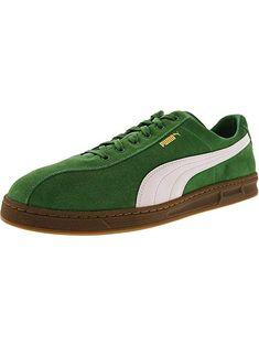 purchase cheap 51fc0 9fece Amazon.com   PUMA Men s Tk Indoor Heritage Sneaker   Fashion Sneakers