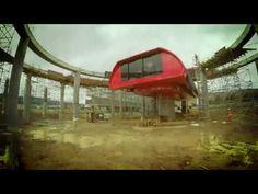 Así va TransMiCable - Portal Tunal Estación & Juan Pablo II, Bogotá D.C