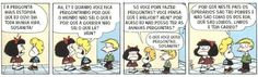 Rs...Mafalda e a crise de Susanita