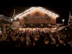 Trier Christmas market in Mosel in Germany