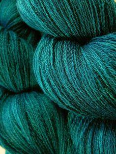 Skeins of Yarn ~ Teal