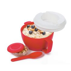 Quick and easy microwave on-the-go oatmeal kit from the Kilo Solution by Starfrit collection.The benefits: Oatmeal helps to prevent cardiovascul Kit, Solution, Measuring Cups, Make It Simple, Healthy Lifestyle, Oatmeal, Healthy Living, Easy, Lineup