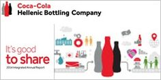 Coca-Cola HBC - one of the world's largest bottlers of brands of The Coca-Cola Company.