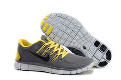 http://www.jordan2u.com/nike-free-run-50-v2-mens-running-shoes-grey-yellow.html NIKE FREE RUN 5.0 V2 MENS RUNNING SHOES GREY YELLOW Only $79.00 , Free Shipping!