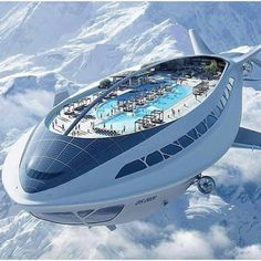 flavoredtape: - That will be MINE in 100 years  - Tag your... flavoredtape:  - That will be MINE in 100 years  - Tag your friends!   - - #earth #paradise #travel #fly #flying #living #air #life #epic #beautiful #love #crazy #instagood #instamood #picoftheday #future #technology #design #gopro #traveler #pool #awesome #aircraft #mansion #inspiration #architecture - Rights to legitimate owners if known. DM us for credits. by @n1.luxury on Instagram.