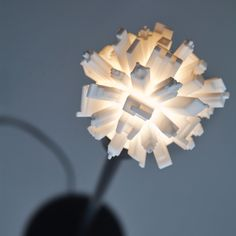 Lightbulbs Adorned with Sprouting Cityscapes by David Graas lighting design 3d printing #CreativeLamps