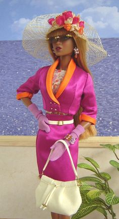 OOAK Summer Fashion for Silkstone/Fashion Royalty Dolls by Joby Originals