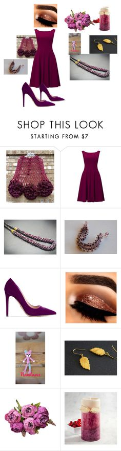 """time for gifts"" by mariellascode on Polyvore featuring Phase Eight, Prada, Pier 1 Imports and modern"