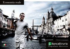 #Roma, Piazza Navona, Economia reale (2011).
