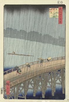 Utagawa Hiroshige: Last Great Master of Ukiyo-e – The Public Domain Review